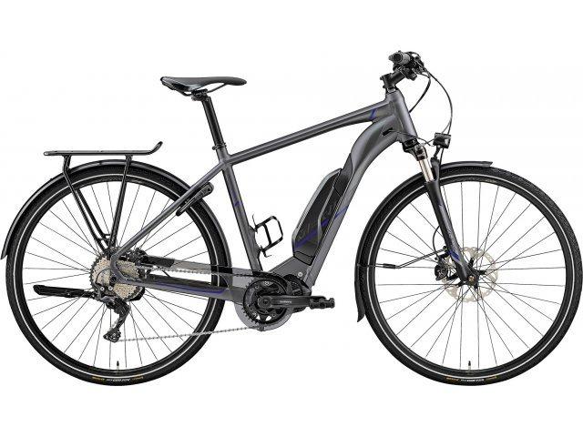Merida eSPRESSO XT-Edition EQ E-Bike Komplettrad auch Damenvariante, Shimano E7000 Mittelmotor Unterstützung max. 25 km/h