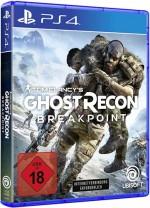 Tom Clancys: Ghost Recon - Breakpoint (PS4) für 22,49 € inkl. Versand