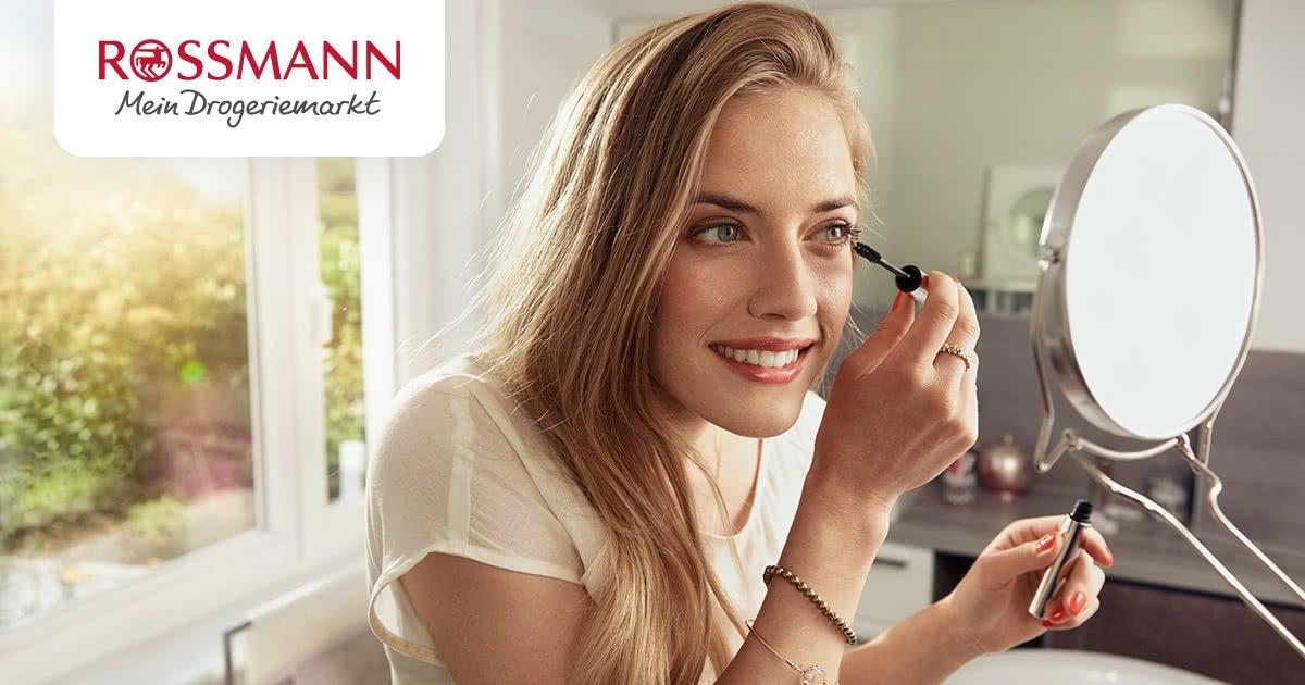 Rossmann Online Shop - HypoAllergenic 30% Sparen + Gratis Mascara pro Bestellung --> ab 20€ kostenlose Lieferung in die Filiale