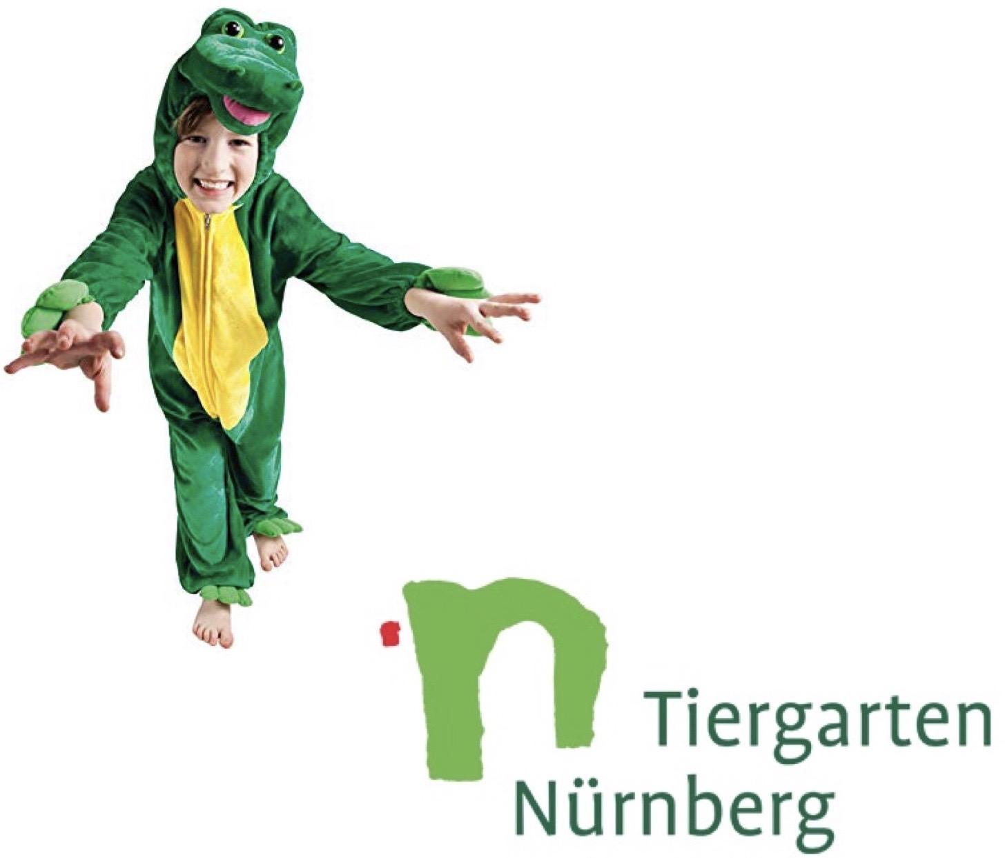 Tiergarten Nürnberg - 24.02. & 25.02. - Kostenloser Eintritt (statt € 7,70) für alle als Zootiere verkleideten Kinder bis einschl. 13 Jahren