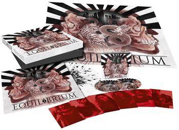 Equilibrium - Renegades Boxset inkl. 2 CD Digipack + LP für 13,94 € bei EMP
