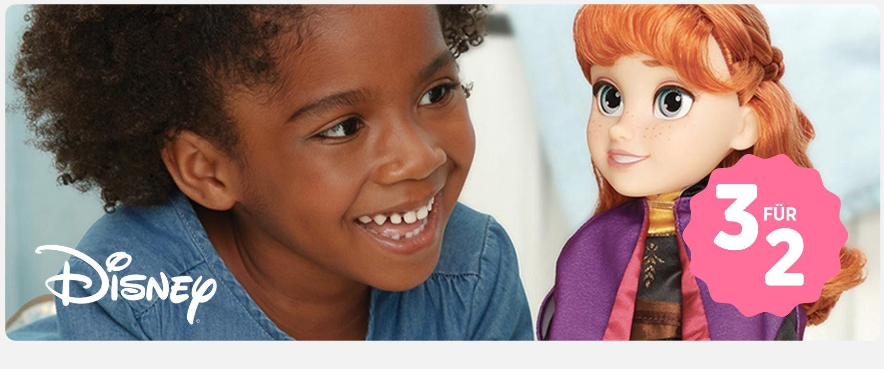 Jollyroom 3 für 2 auf ALLES von Disney, Star Wars, Toy Story, Eiskönigin, Cars