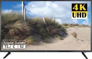 JAY-TECH S55U5117J LED TV (Flat, 54.6 Zoll/139 cm, UHD 4K, SMART TV, Android) [Mediamarkt]