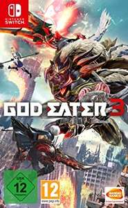 God Eater 3 (Nintendo Switch) (MM & Saturn)