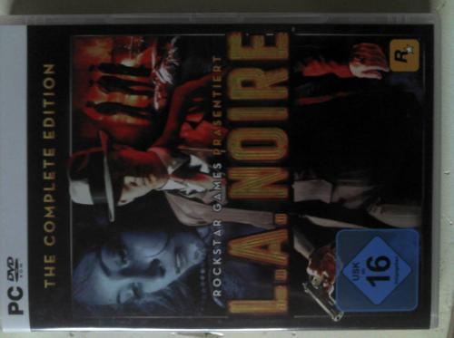 L. A. Noire complete edition lokal
