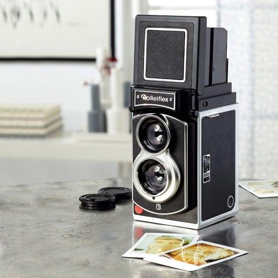 Rolleiflex Sofortbildkamera für Retro-Fans