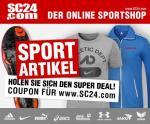SC24.com Gutschein (50€) - ohne VSK!