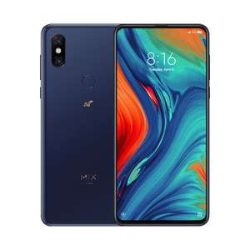 Xiaomi Mi Mix 3 5G im O2 Blau (4GB LTE, Allnet/SMS) mtl. 14,99€ und einmalig 109,95€