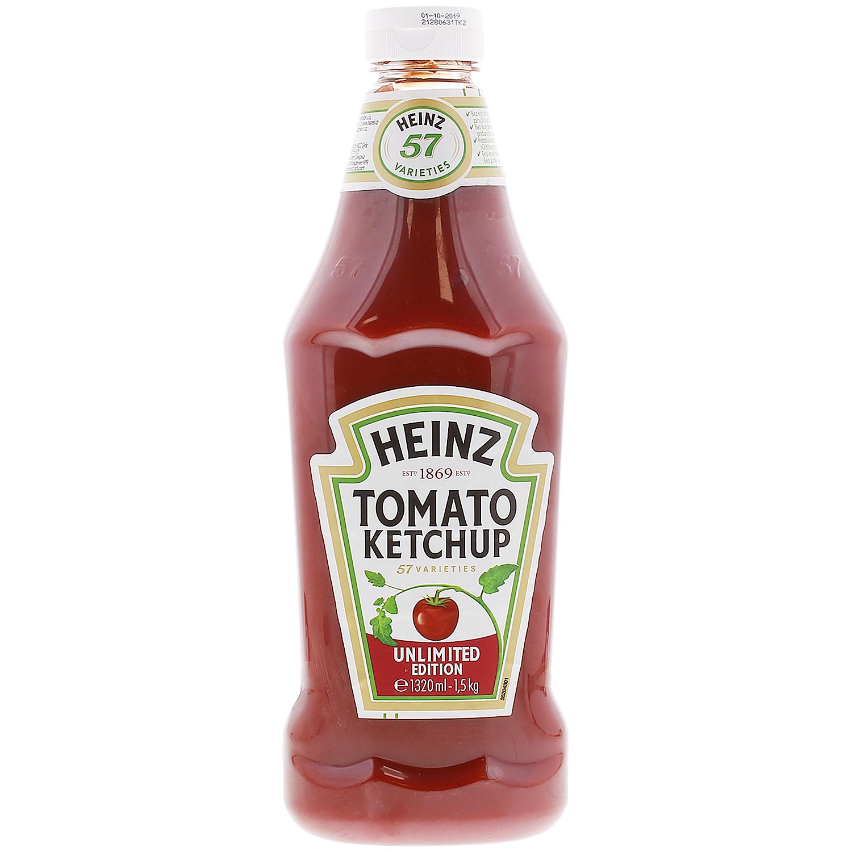 Heinz Tomato Ketchup 1,5 kg