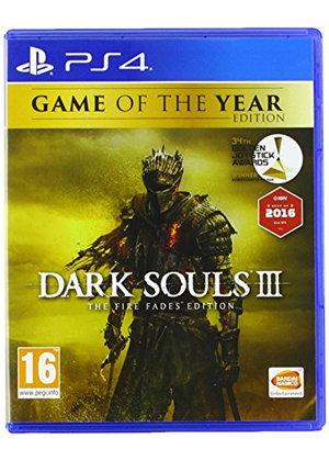 Dark Souls 3 The Fire Fades Edition (PS4) (Base,com)