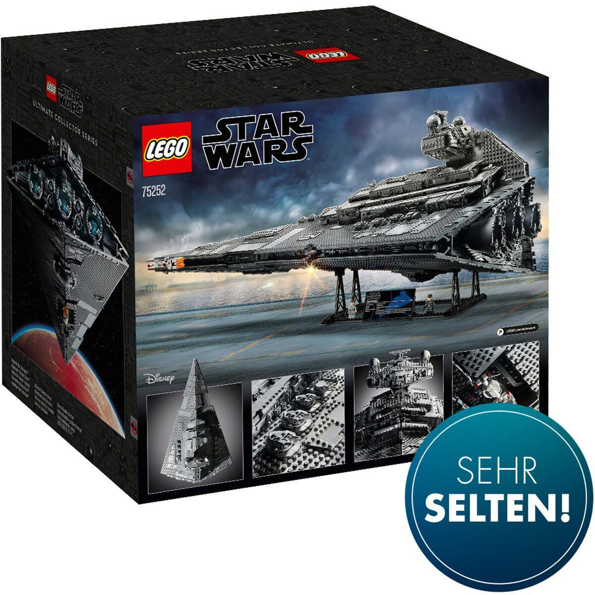 LEGO® Star Wars™ 75252 Imperialer Sternzerstörer™ | Galeria.de