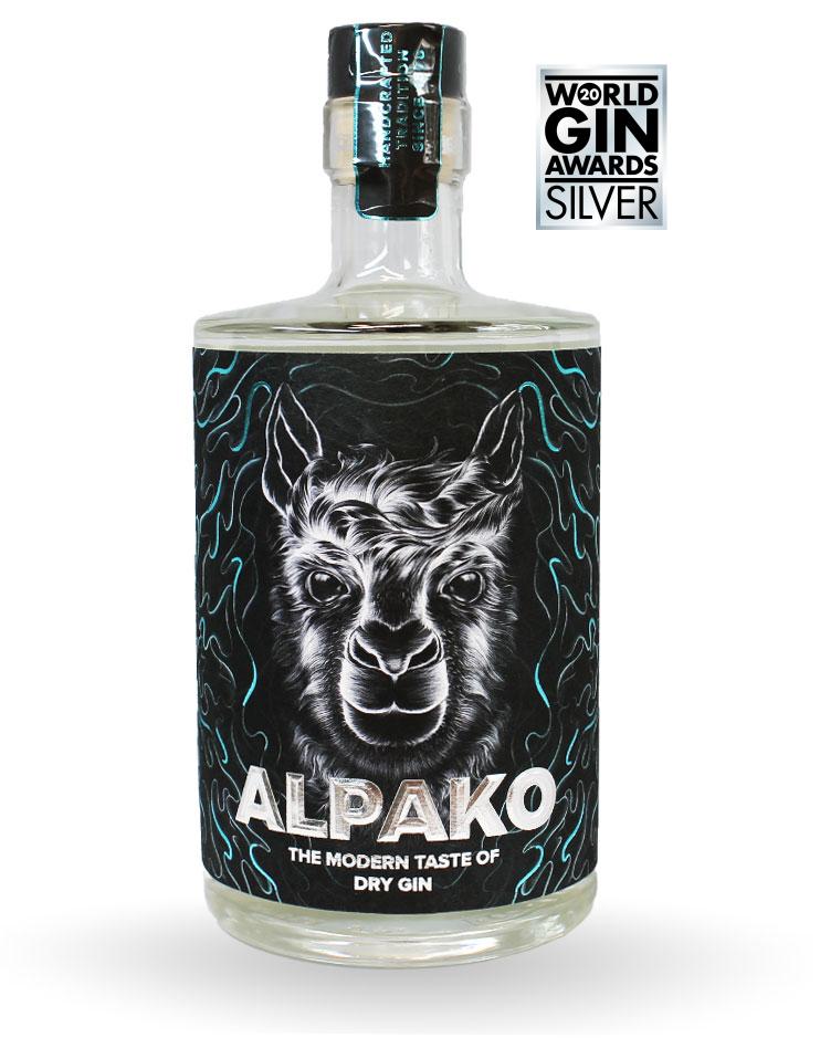 Dry Gin – World Gin Award 2020 Silber - inkl. Versand + FeverTree Gratis