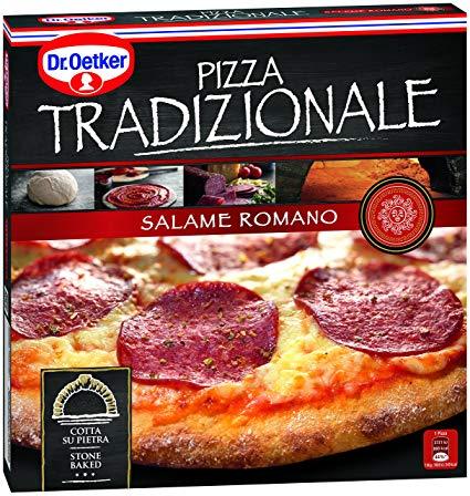 Globus: Dr. Oetker Tradizionale, Die Ofenfrische und Pizzaburger für 1,77 €