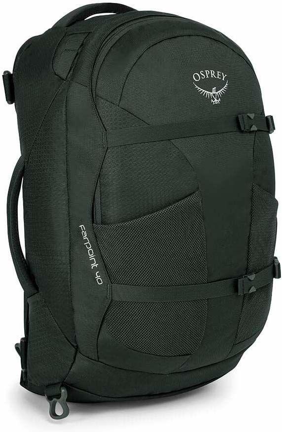 Osprey Farpoint 40 Reise-Rucksack/ Travel-Backpack 40l, Volcanic Grey, M/L