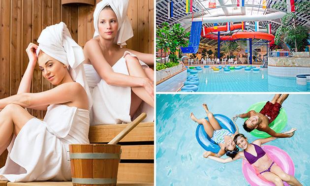 Tageseintritt für Aquana (Sauna) inklusive Freizeitbad (Würselen)
