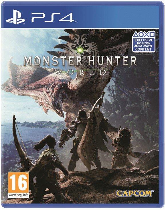 Monster Hunter: World (PS4) (Coolshop)