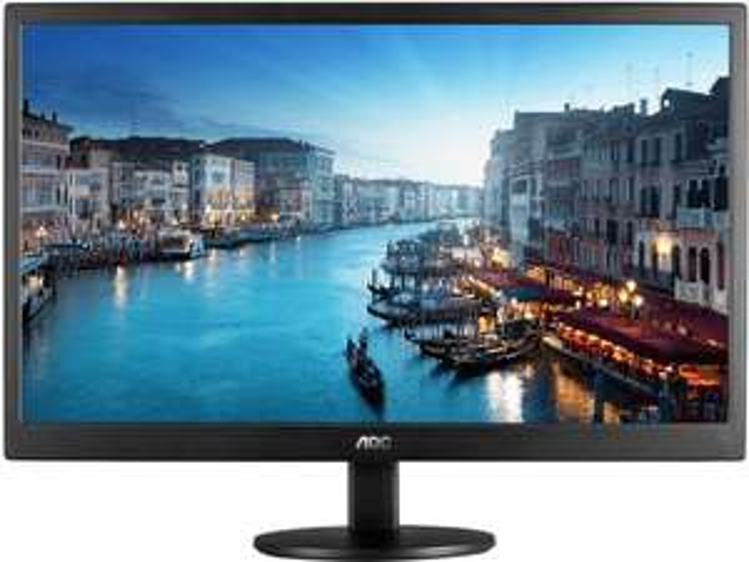 AOC E2470Swh 60cm 23,6 Zoll LED Monitor 1ms HDMI TN für 76,89€ inkl. Versandkosten mit Mastercard