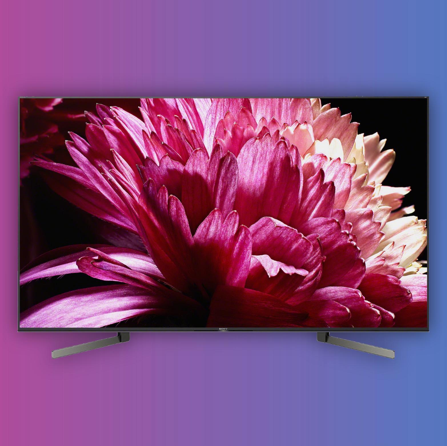 "[Lokal Einbeck] Sony KD-75XG9505: 75"" Fernseher (4K, HDR, X1 Prozessor, X-Wide Angel)"