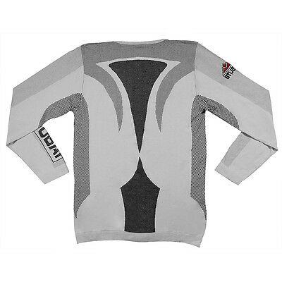 STUBAI Funktionsshirt in Grau, Kurz- oder Langarm für 3,99€ zzgl. Versand