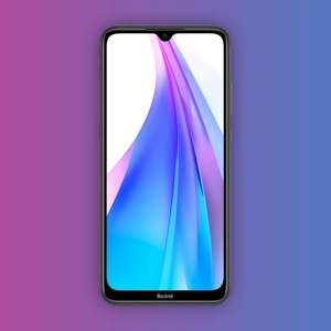 "Xiaomi Redmi Note 8 32/3GB - Snapdragon 665 - 6,3"" FHD Display - 4000mAh Akku 
