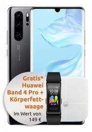 663,74€ via 100€ Cashback [Young MagentaEINS] Huawei P30 Pro +Band 4 Pro Waage+Google Home Mini im Telekom Magenta S (12GB LTE) mtl. 29,95€