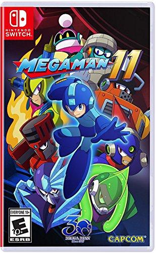 Mega Man 11 - Nintendo Switch (physical)