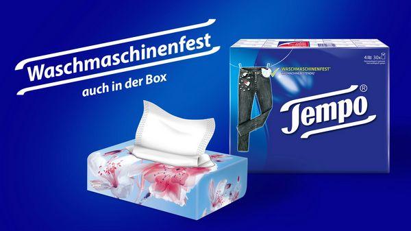 Marktguru Tempo Taschentücher-1x Taschentücher und 1×Tempobox zusammen kaufen und 50% Cashback auf Tempobox sichern