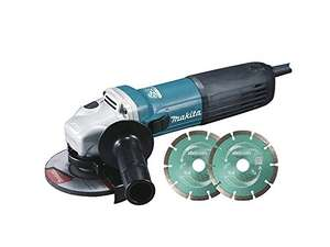 Makita GA5040CJD Winkelschleifer 125mm 1400W [Amazon.de]