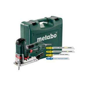 Metabo Stichsäge STE 100 Quick Set inkl. Koffer & 20 Sägeblätter