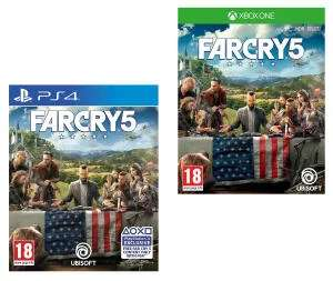 Far Cry 5 (PS4 & Xbox One) für je 15,19€ (Game UK)