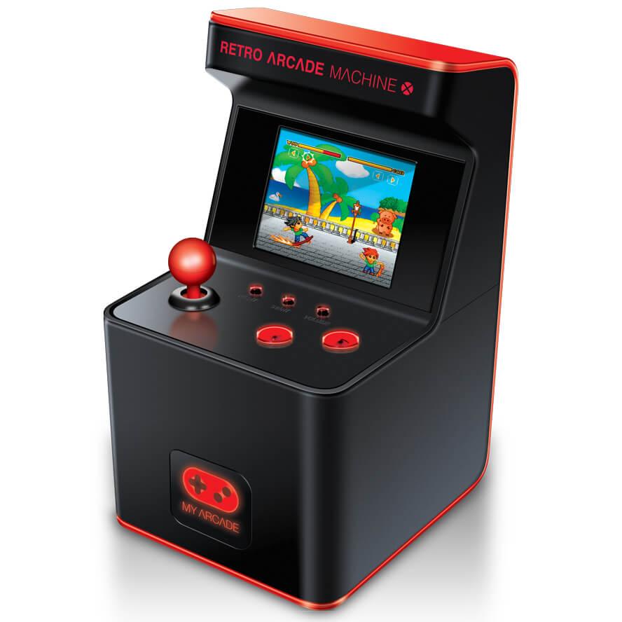 DreamGear Retro Arcade Machine X mit 300 Games für 17,62€ inkl. Versand (Zavvi)