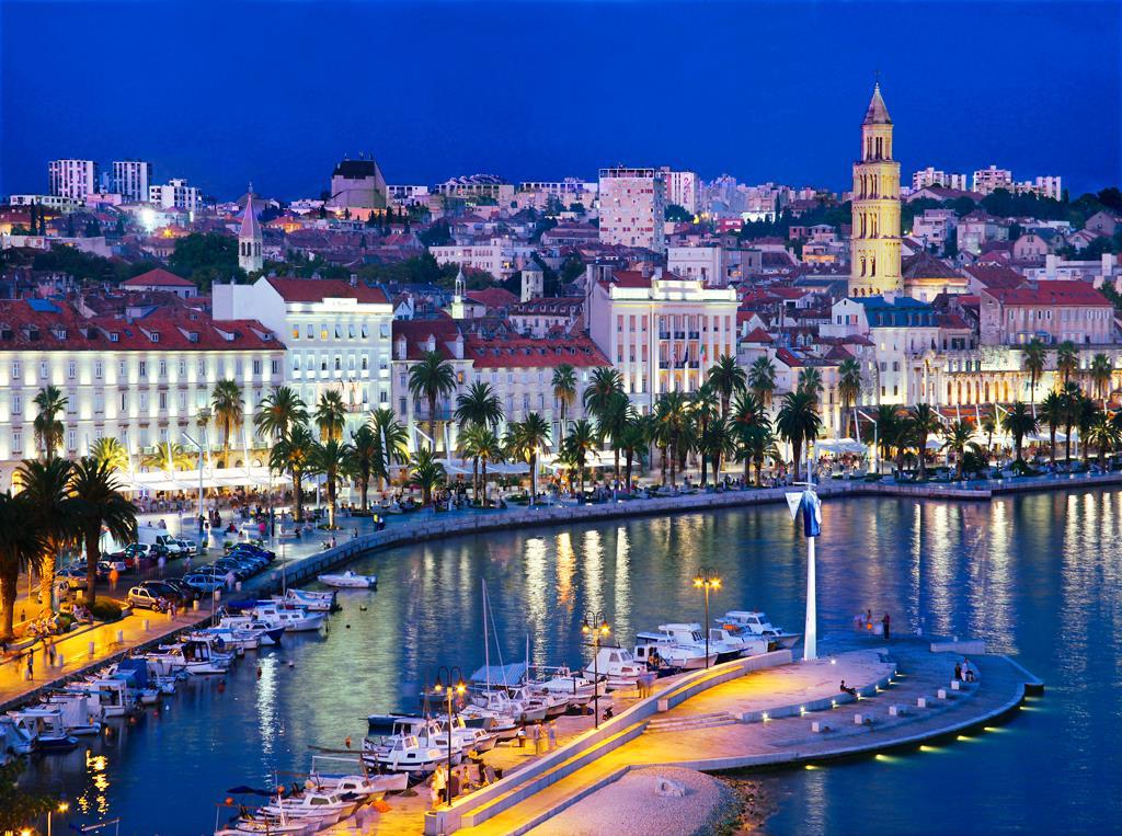 Kroatien: Hin und Rückflug von Stuttgart nach Split ab 4,25€ im März