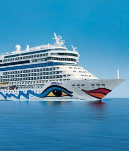 Kreuzfahrt: 7 Nächte AIDAsol ab Palma de Mallorca ab 249€ p.P. vom 08.-15. Februar