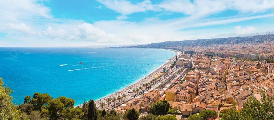 NIzza: Hin- & Rückflüge von Stuttgart an die Côte d'Azur im März