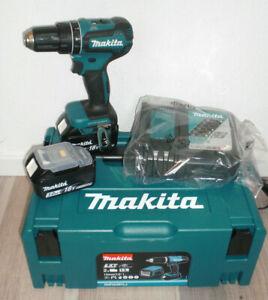 [ebay] Makita Dhp485 Rfj Akku Schlagbohrschrauber mit 2x3Ah und Ladegerät im Makpac