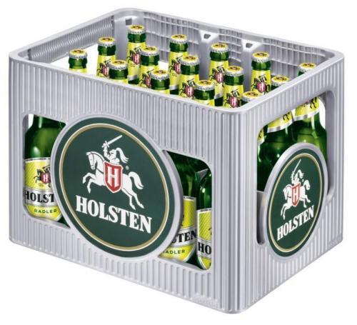 20 x 0,5l Holsten Radler Biermix LOKAL Bilsen (Nähe Quickborn/Henstedt-Ulzburg) 4,49