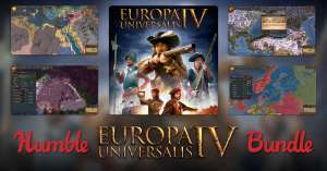 Humble Europa Universalis IV Bundle (EU IV Bundle - Steam) ab 1$ (0,90€)
