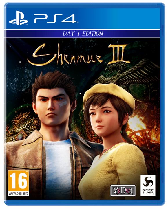 Shenmue III(PS4) [Coolshop]