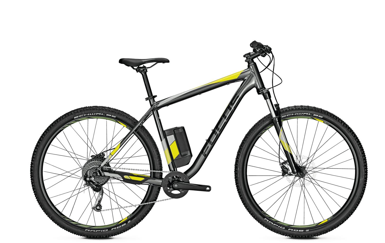 Focus WHISTLER² 3.9 E-Bike Pedelec
