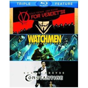 Blu ray Triples@Amazon.com für $9,99 plus VSK