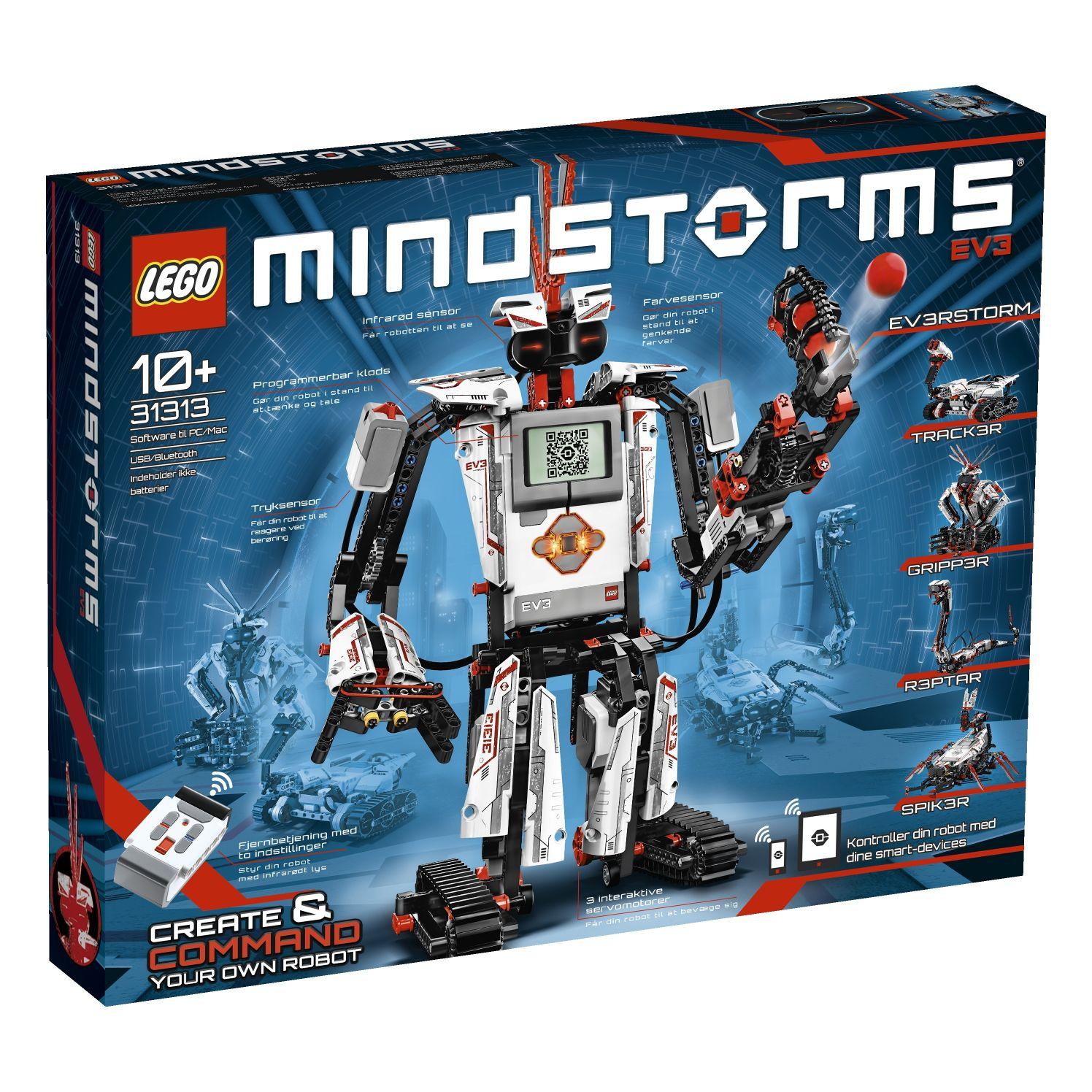 LEGO Mindstorms EV3 programmierbarer Roboter (31313)
