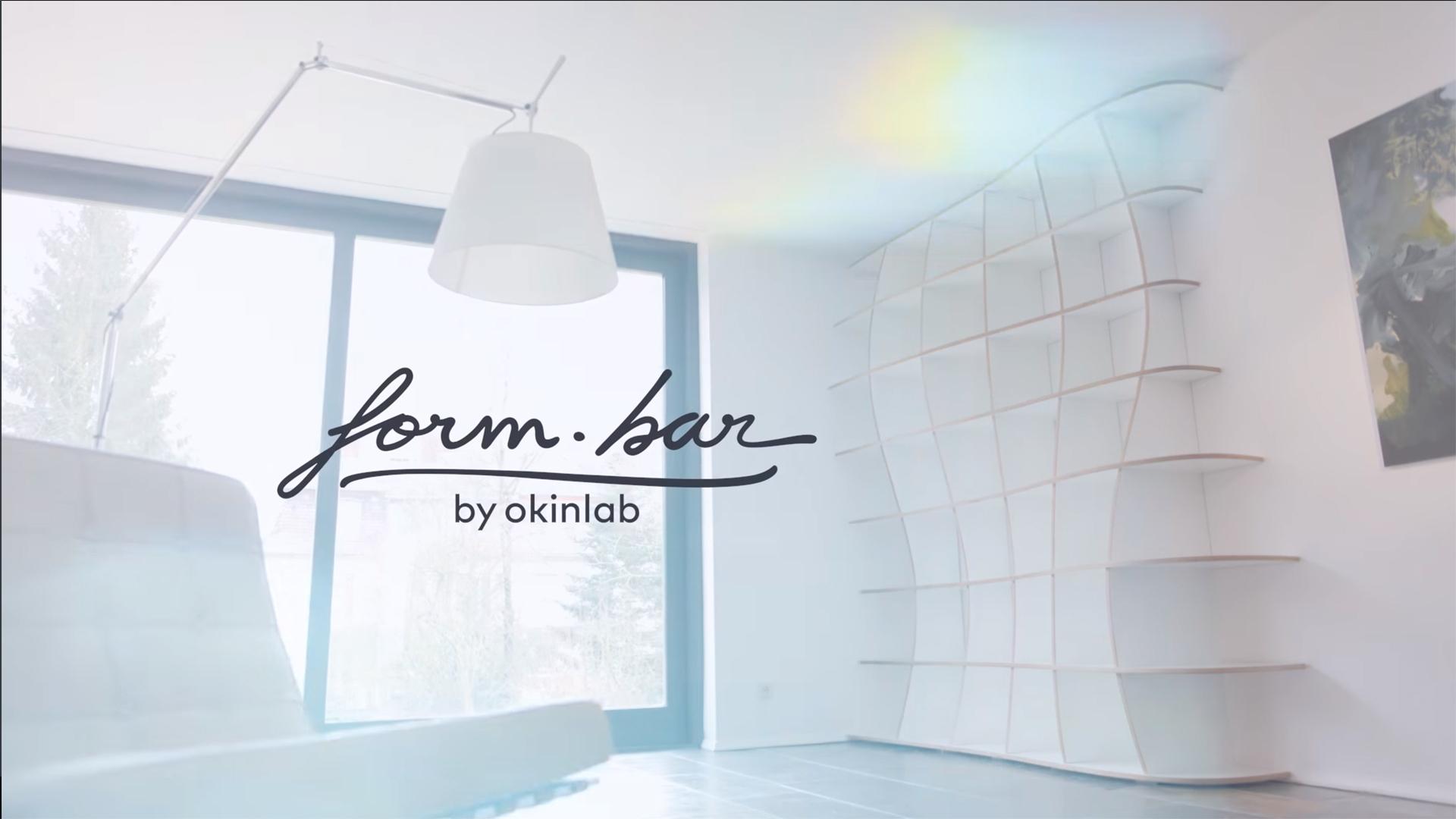 form.bar: 8% bis 20% Rabatt auf individualisierbare Möbel (Designermöbel)