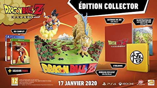 Dragon Ball Z: Kakarot Collectors Edition (Xbox One & PS4) für je 176,44€ (Amazon FR)