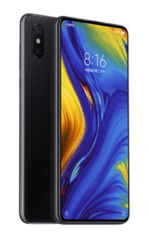 "[Galaxus] Xiaomi Mi Mix 3 128GB, Onyx Black, 6.39"", Dual SIM, 12Mpx von DE-Händler"
