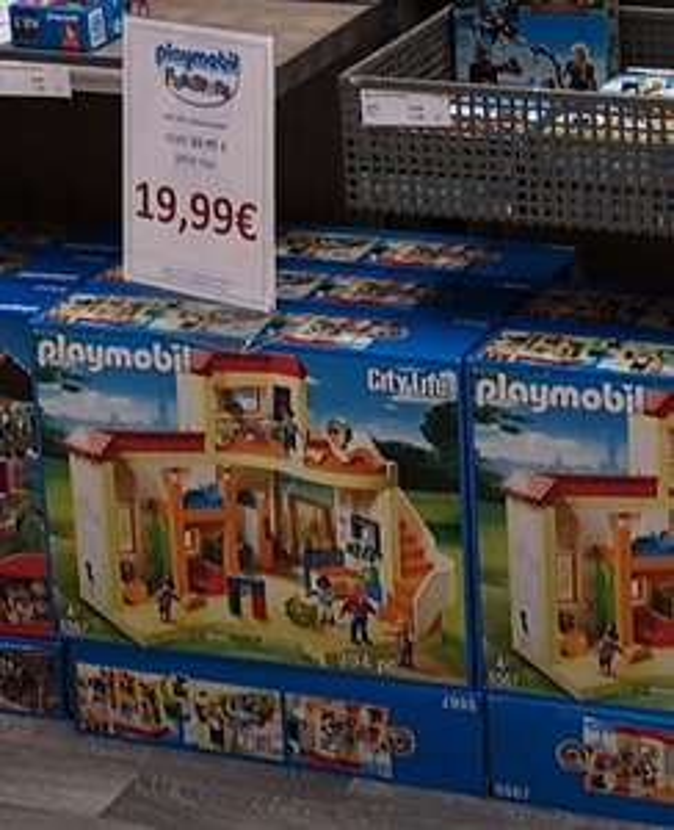 (Lokal Hamburg offline) PLAYMOBIL City Life 5567 KiTa Sonnenschein, Ab 4 Jahren