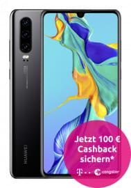Huawei P30 Pro + Switch Lite + 100€ Cashback im Telekom [Young MagentaEINS] Mobil M (24GB LTE) mtl. 39,95€ [eff. 11,94€ mtl. nach Ankauf]