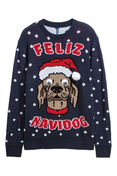 Weihnachts Pullover bei H&M