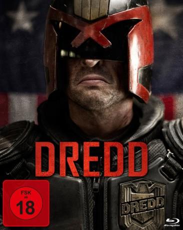 Dredd - Limited Collector's Edition Mediabook (Blu-ray) für 9,67€ (MediaDealer)