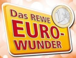 Beim REWE verschidene Sachen für je nur 1€