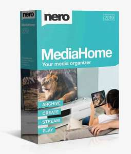Nero Wave Editor + Nero Media Home (STEREO 02/2020)